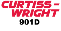 Curtiss Wright 901D logo