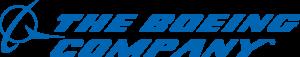 The Boeing Company logo